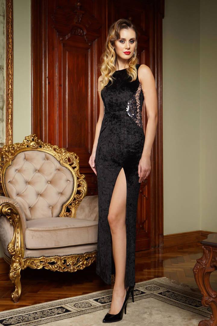 Modele rochii de seara elegante pentru Revelion 2020