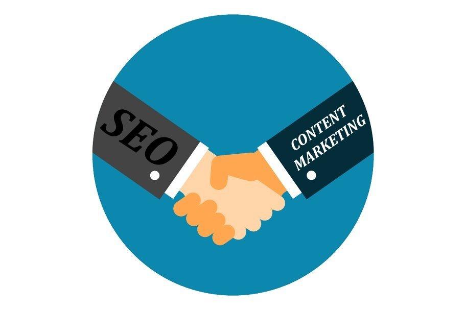 relatia dintre SEO si content marketing